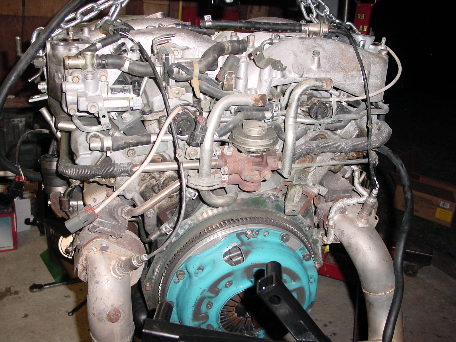 TwinTurbo.NET: Nissan 300ZX forum - Here